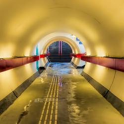 Tunnel Cityscape II