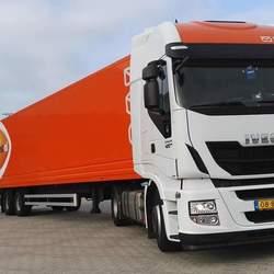 postnl truck