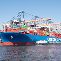 cosco shipping Alps 2