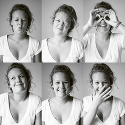Faces - 1