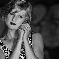 Portret van Denise