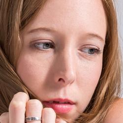 portret close-up