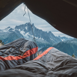 Waking up with a view