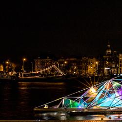 Lightfestival in panorama