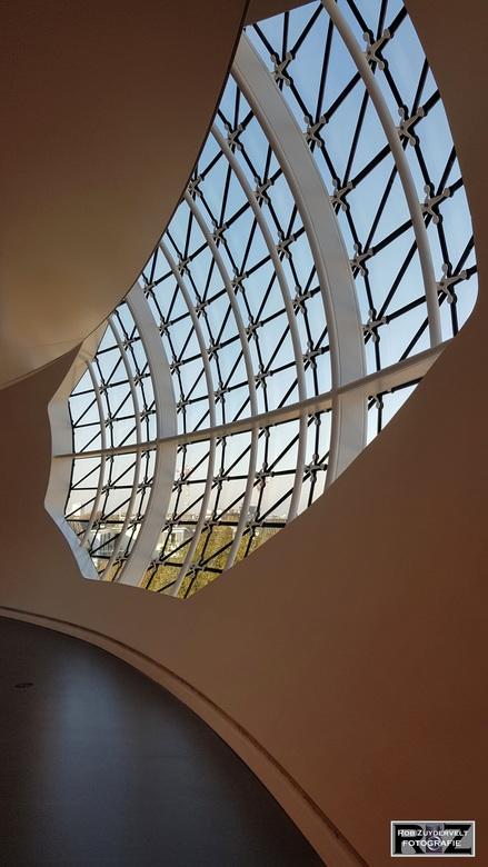 Fudatie  (1) - Museum De Fundatie heeft niet alleen mooie tentoonstellingen maar ook een mooi gebouw.