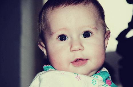 Sterre - Portret van mijn kleine nichtje