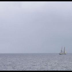 rustige zee