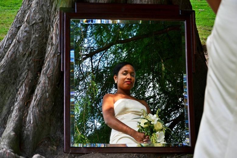 D Bruid - onderdeel van bruidsreportage.