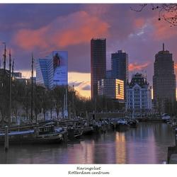 De Haringvliet, Rotterdam hdr