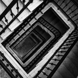 Utrecht Stairway