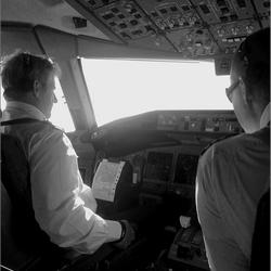 Bewerking: Landing JFK Airport