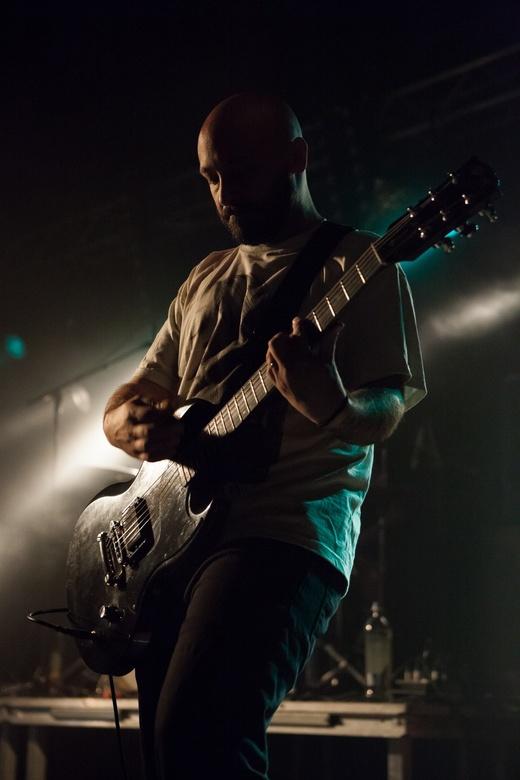 Soul Control - Bassist van Soul Control