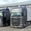 P1020864 Bl Veiling Flora   RD Transport  Volvo 750  2015  Scania S730  2017   30 juli 2018