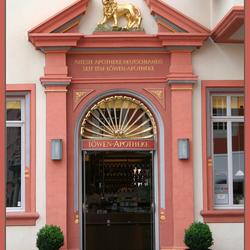 Trier - Löwenapotheke