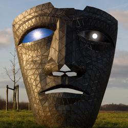 Masker met laagmasker