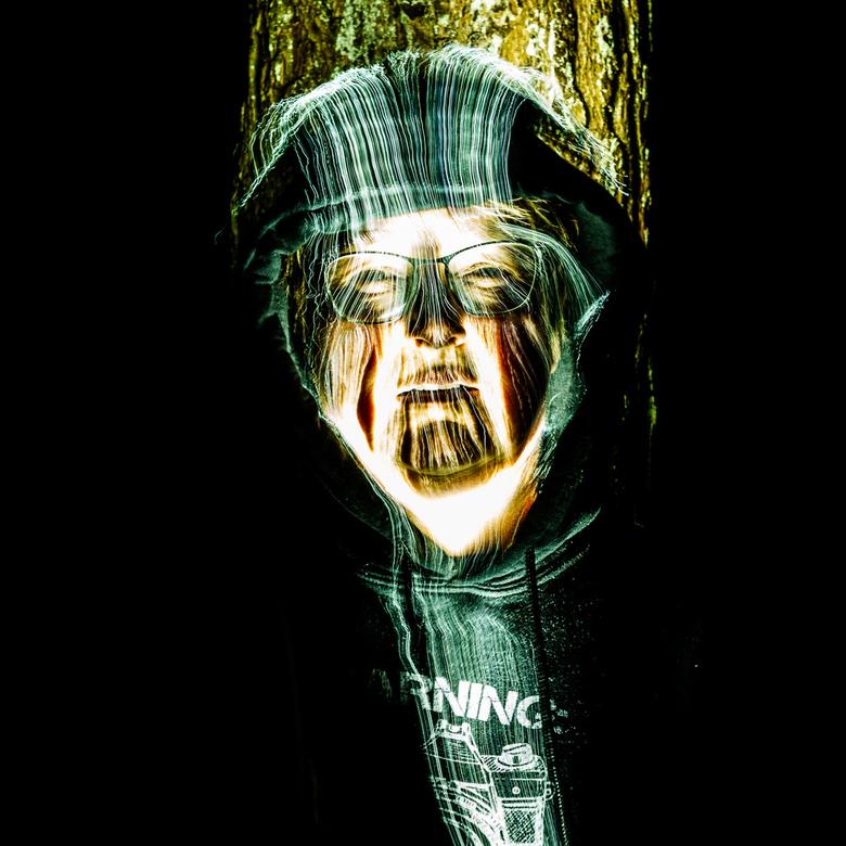 Scary selfie -