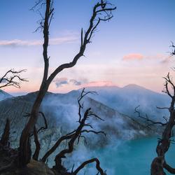 Ijen kratermeer
