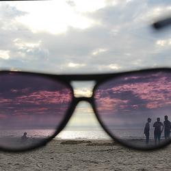 Bewerking: De wereld door een roze bril zien 2