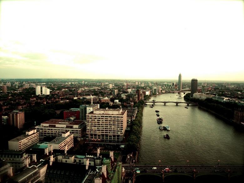 Sunset London - kort weekend naar london. Eindelijk kans om weer eens erop uit te gaan met de camera.