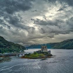 Eilean Donan Castle, Schotland op z'n best