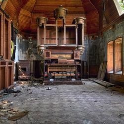 Orgel zonder speler