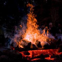 Efteling vuur