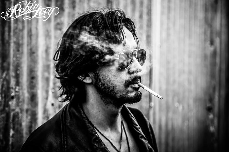 Backstage Smoker