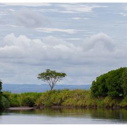 Landschapje in Costa Rica