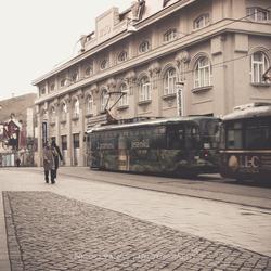 Vintage Olomouc.