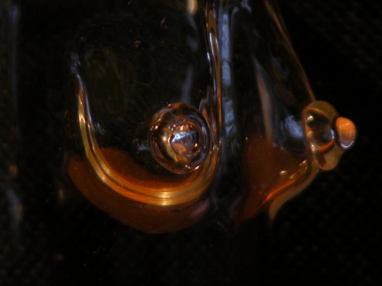 Glassex - Ik heb dit genomen van een klein borrelglaasje dus dat is dubbelop plezier