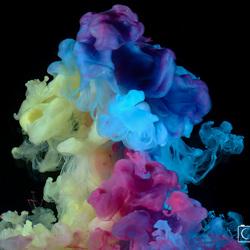 Colorfull Eruption