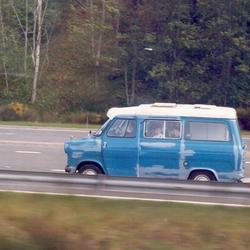 Ford Transsit.