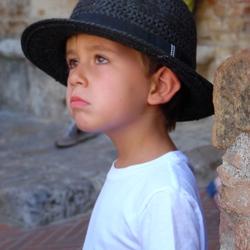 Italiaans jongetje