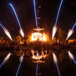 Toverland reflectie