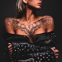 Bodypaint Tattoo Art
