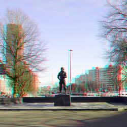 Oostplein Rotterdam 3D