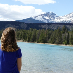 Best view ever: Canadian Rockies
