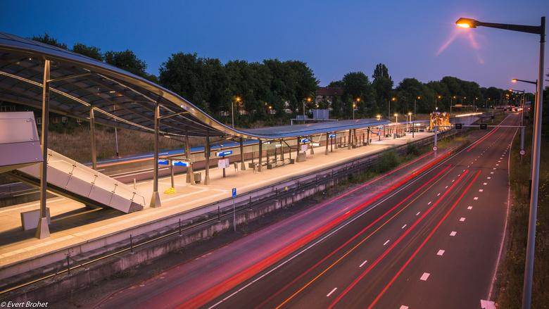 Station Noorderpark,Amsterdam.