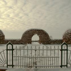 Einde winter