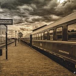 Last Train...