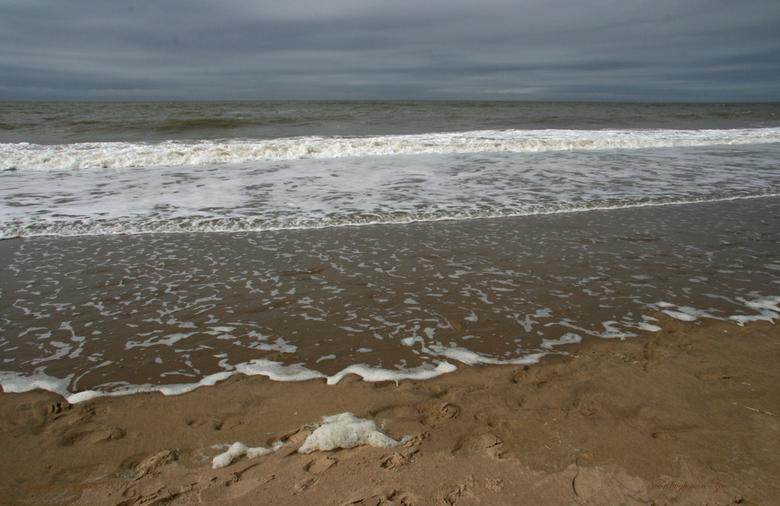 Noordwijk aan zee - Groetjes en een fijne dag toegewenst.<br /> Grady