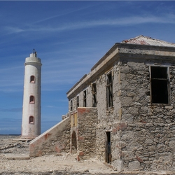 Spelonk Lighthouse Bonaire