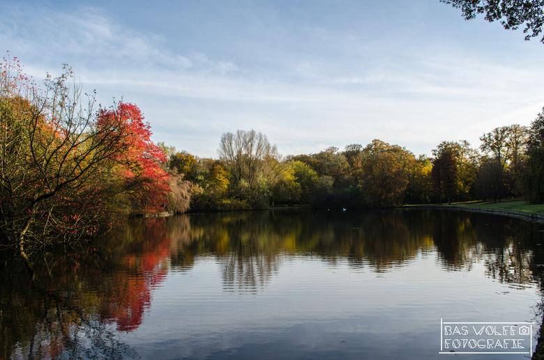 Herfst - Herfst in het Engelse Werk.