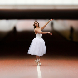 Danseres Kelly