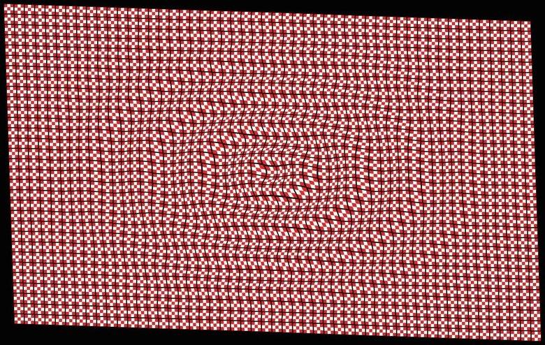 Optische Illusie - Gemaakt met Adobe PSE 2020