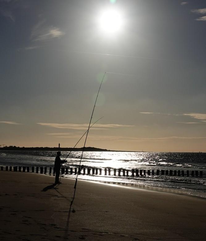 strand Nieuwvliet -