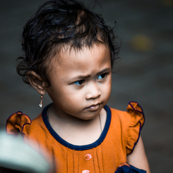 little balinese girl