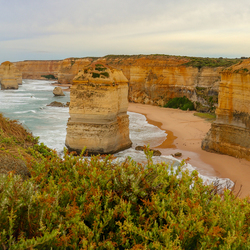 Australie, prachtige kust