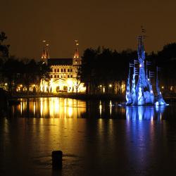 Bosrijk by night