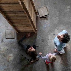 Kinderlijke verbazing - Meelfabriek Leiden